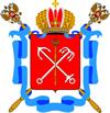 Герб город Санкт-Петербург